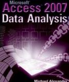 Microsoft Office Access 2007 Data Analysis - Wiley 2007