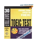 30 days for toeic