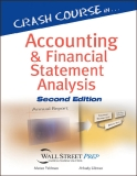Accounting & Financial Statement Analysis