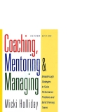 Coaching, Mentoring and Managing breakthrough strategies 1 PHẦN 1