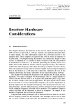 Fundamentals of Global Positioning System Receivers A Software Approach - Chapter 6