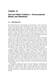 Environmental Toxicology : Biological and Health Effects of Pollutants - Chapter 12