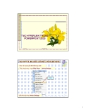 Tạo Hyperlink trong Powerpoint 2003